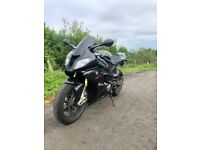 BMW S1000RR - ABS, Quick shifter, TC, anti lift