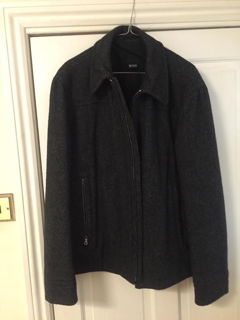 Mens jacket gumtree - Hugo Boss Mens Jacket 65