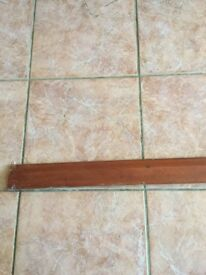Used Hardwood skirting
