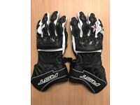 NEW RST moto pilot motorcycle gloves gloves size M/9