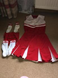 Various Dance Costumes