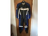 Hein Gericke Armoured Motorcycle Leathers in Excellent Condition