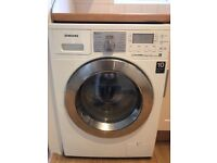 Samsung Washer Dryer Ecobubble - 6 years warranty remain