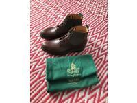 Brand New Crockett & Jones Mens Boots Shoes UK 8.5 E