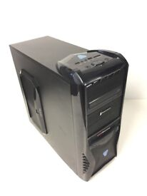 Gaming Computer PC (AMD A8, 8GB RAM, 1TB, ASUS GTX 550 Ti)