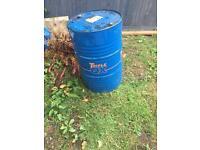 Oil drum free !!!