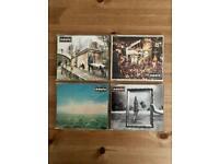 Oasis CD singles x4