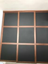 Wardrobes fitted sliding door