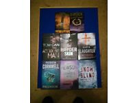 Assorted Hardback books as Picture ( Used ) Very good condition
