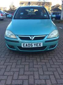 Vauxhall Corsa sxi 1.2 16v