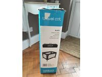 Travel cot / playpen with mattress like NEW