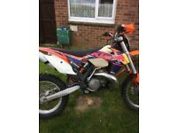 Ktm exc 300 2012 12 months mot great runner fab bike could do with a new back tyre soon