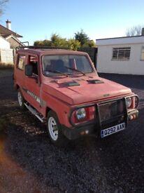 Rickman Ranger/ mk2 escort based kit car
