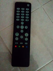 Universal control remote one for all
