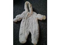 New born coat 0-3 months