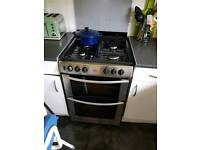 Fully working cooker and oven