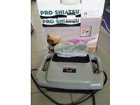 Pro-shiatsu plus portable massager