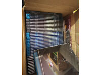 53x CD/DVD/BR slim cases used