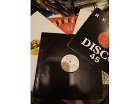 Reggae 12 inch singles
