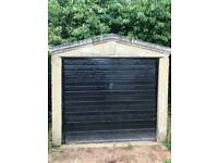 Garage to rent - secure lock-up