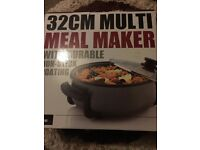 32cm Multi meal maker