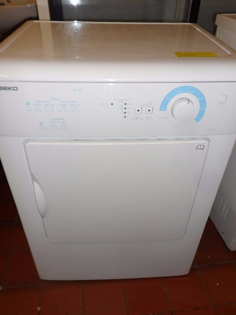 """Beko""Vented(hose) tumble dryer...6Kg.....Can be delivered.."