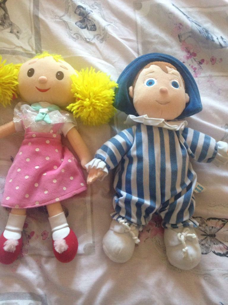 Andy pandy and looby loo