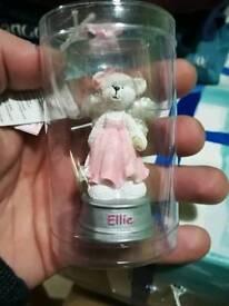 Ellie bear ornament
