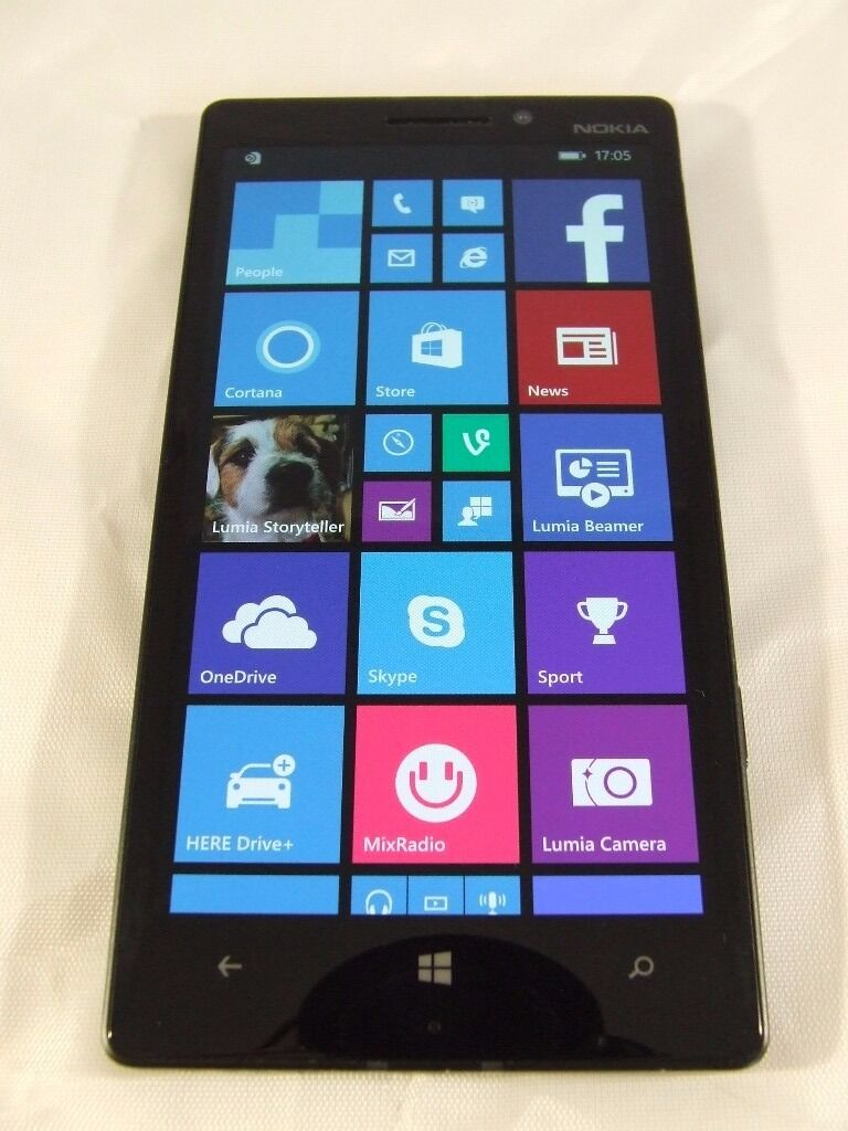 Nokia Lumia 93032gb Windows Smartphone20MP CameraUnlockedin Caister on Sea, NorfolkGumtree - Nokia Lumia 930 32gb Windows Smartphone Sim Free / Unlocked 20 Mega Pixel Camera Very good condition. £100 ovno cash on collection only!!