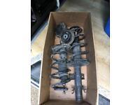 Vw t5 5.1 front struts suspension