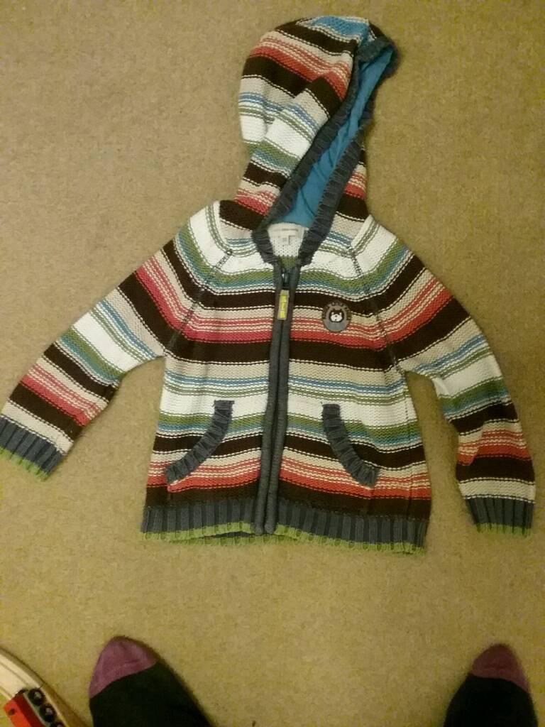 Boys clothes bundle age 4 / 5 Rocha little rocha, M&S, Nutmeg, next, scruff + others (7 items)