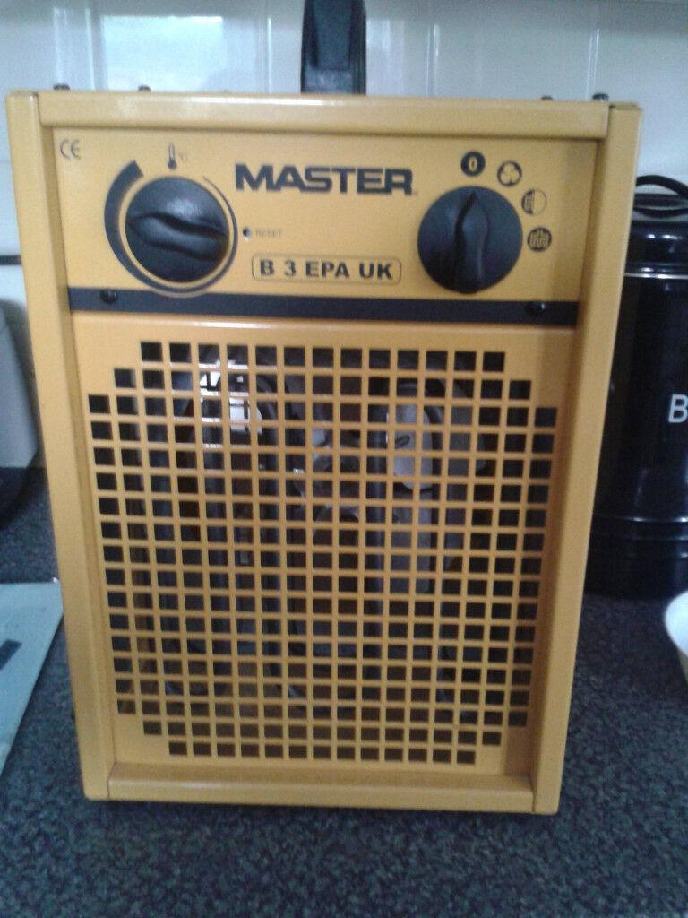 master heater