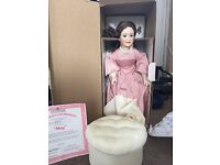 Ashton-drake, little women collection dolls