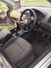 Volkswagen Polo, 2005, 5 door, manual, petrol.