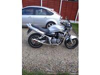 For sale suzuki 600 bandit k4