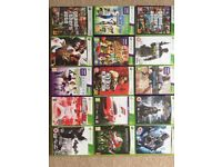 XBox 360, Kinect and 16 games