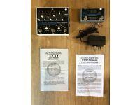 Electro Harmonix EHX 8 Step Program Guitar Effects Sequencer - PLUS 8 Step Program Foot Controller