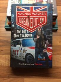 DIRT DON'T SLOW YOU DOWN - COLLECTOR QUALITY BIOGRAPHY - BY MAGNUS WALKER