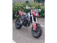 Motorcycle Supermoto BMW G650 Xmoto (Rare), Only 100 in UK
