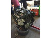 AUDI 4.2 LITRE V8 300 BHP ABZ ENGINE