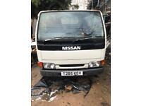 Nissan cabstar tipper