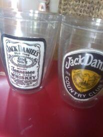 Jack daniels signature tumblers