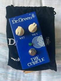 Dr green the cubicle reverb pedal