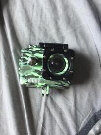 Wasp 4K action camera