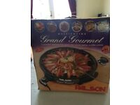 Gourmet multi cooker 4 litres