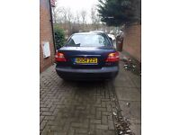 Volvo S40 blue for sale. Excellent condition with 2 previous owners