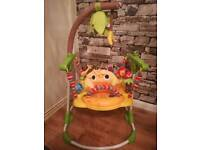 Mothercare jungle bouncer