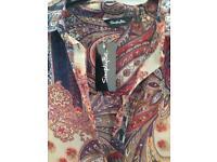 Simply be maxi shirt dress