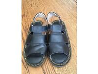 Child size 13 dr marten sandals