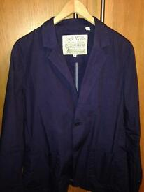 Men's jack wills blazer/overcoat
